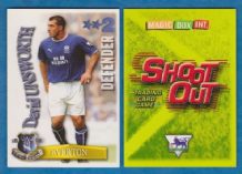 Everton David Unsworth England